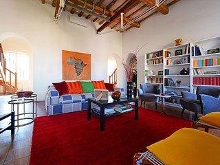 Trastevere charming penthouse, Rome
