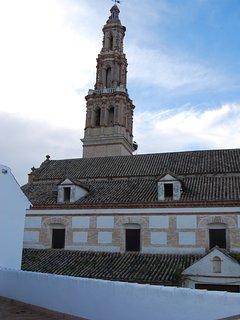 Torre de la Iglesia de San Gil