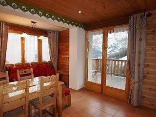 Praloup Vacances 1600 1500 2P6, Pra Loup