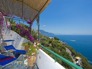 1 bedroom Apartment in Conca dei Marini, Campania, Italy : ref 5047683