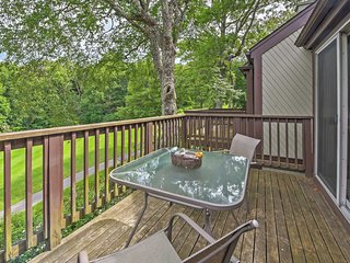 NEW! 4BR Sugar Mountain Condo w/Private Balcony!, Banner Elk