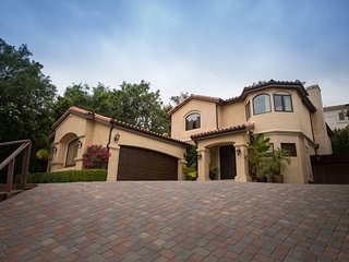Fabulous 2 story Mediterranean home, Brentwood