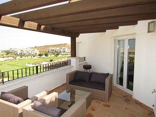 Penthouse Hacienda Riquelme Murcia, Sucina