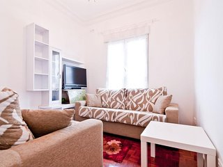 Atocha Retiro apartment in Atocha with WiFi, integrated air conditioning, balcon