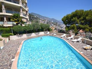 Border Monaco Garden Plaza, Cap d'Ail