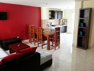Otavalo Apartments - Nice new furnished apartments - close to the city center
