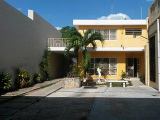 Casa amplia y tranquila, Mérida