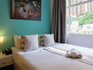 Oasis88! CENTRAL BUDGET HOME MTR BIG, Hongkong