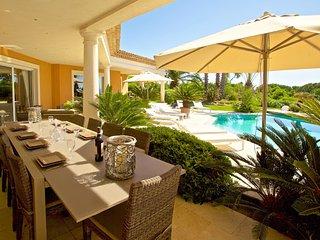Villa Amandier, Saint-Tropez