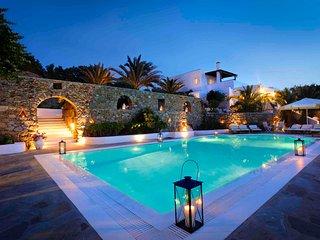Blue Villas | Hurmuses | Family Friendly, Mykonos Town