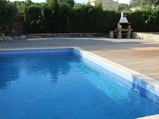 Apartment Cabra del Camp Costa Daurada with Pool