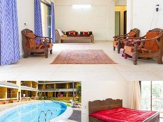 27) Spacious and Luxurious 4 Bed Apartment Sleep 9, Arpora