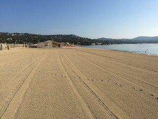 A 150 m Plage de La Nartelle (sable fin)