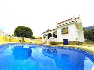 Villa veraniega con piscina, El Albir