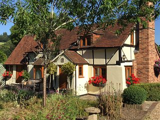 2 Double rooms in 500 year old Oxfordshire Cottage, Henley-on-Thames