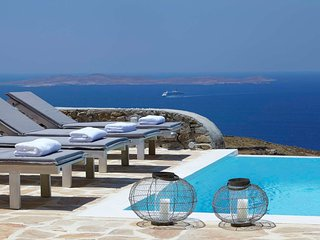 Blue Villas | Crystal Fairy | Gorgeous Views