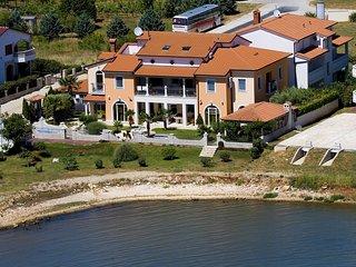 Villa Vizula, Medulin