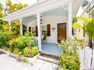 Catherine House: A charming Old Town Key West cottage