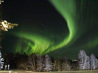 Aurora borealis cottage, Utsjoki