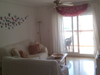 Ground floor apartment 2 minute walk to Villamartin Plaza