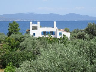 Country House with private Beach, Arkitsa
