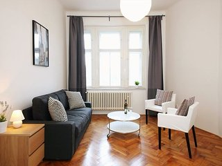 VINCENT 3 BR, 2 BA 10min walk from Old Town Square, Praga