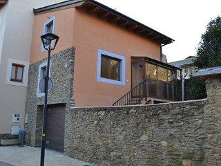 Casa de pueblo en Bolvir (La Cerdaña) para 6 pax