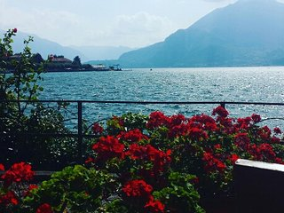 Appartamento in centro direttamente sul lago, Bellano