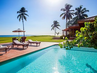 4BR Villa with Oceanfront Views