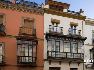 Zaragoza Terrace. 3 bedrooms, 3 bathrooms, terrace, Cathedral views