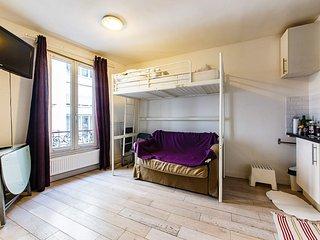 Studio Flat Avenue de Versailles Paris 16ième