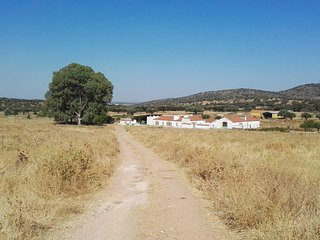 Country house in Extremadura, Spain, Olivenza