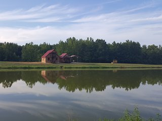 Great Fishing, Hunting, Recreation, and Quiet, Burnsville