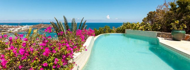 Villa Bougainvillea 5 Bedroom SPECIAL OFFER, Philipsburg