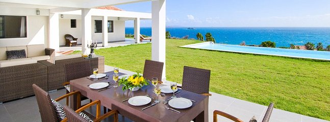 Villa Eden Rock 3 Bedroom SPECIAL OFFER, Philipsburg