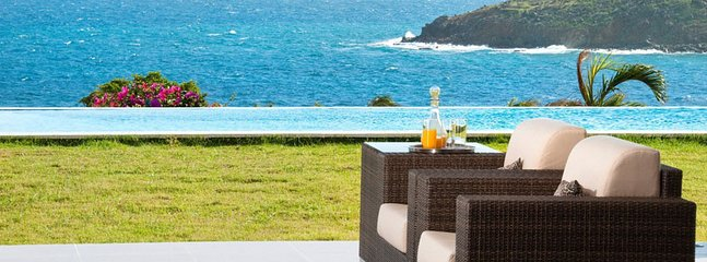 Villa Eden Rock 5 Bedroom SPECIAL OFFER, Philipsburg