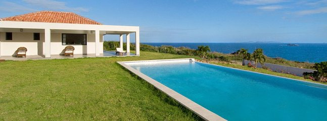 Villa Eden Rock 6 Bedroom SPECIAL OFFER, Philipsburg