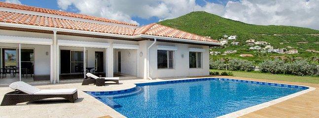 Villa Jupiter 5 Bedroom SPECIAL OFFER, St. Maarten