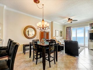Ocean Villa 2302-2BR Penthouse-OPEN 9/24-10/1- Gulf Front VIEWS! BeachSVC