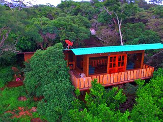 Sunset Hill--Retreat in the heart of the Mountain!, Santa Elena