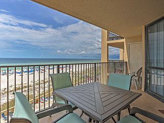Delightful 2BR Orange Beach Condo w/Wifi, Expansive Ocean Views & Resort Style