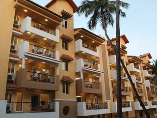 Luxurious 2BHK Service Apt, Calangute North Goa