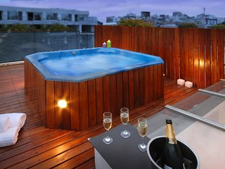SPECTACULAR PRIVATE ROOFTOP W/ JACUZZI (PT4) 2 BEDROOMS / 1.5 BATH, Buenos Aires