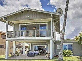 5br - 2000ft2 - Beautiful Hawaiian Beach Home
