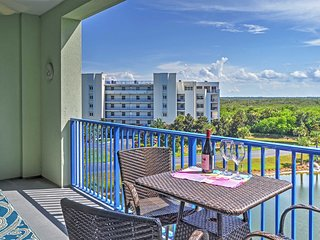 2BR New Smyrna Beach Condo w/Ocean Views!