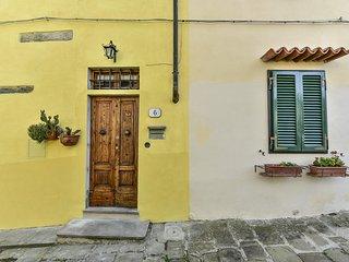 Casa in piccolo borgo storico nel Chianti