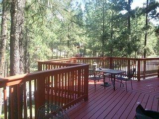 Bear Ash Cabin, Ruidoso