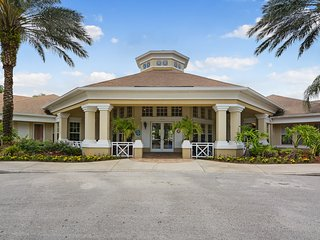 (WP8126) 4 Bedroom Villa with Spa and Game Room, Kissimmee