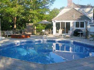 New Seabury-4 Bdm,2 Ba--Great Heated Pool