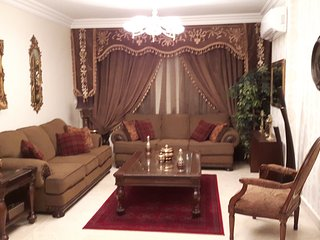 Furnished Apartment in Abdoun, Amman
